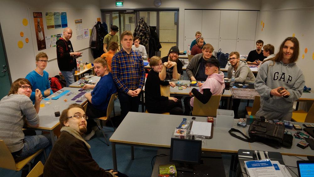 DMF Vuosikokous - 8.12.2018, Tampere