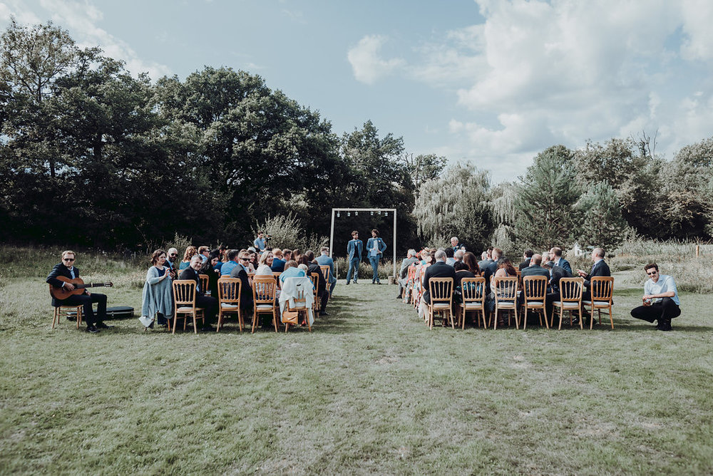 Colourful Festival Wedding - August 2018