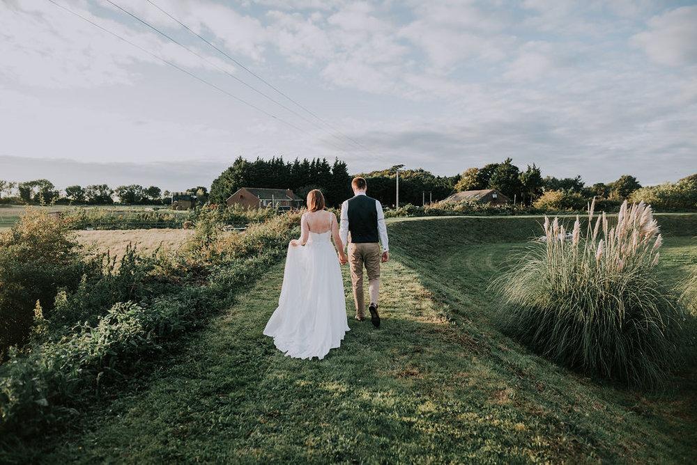 The Winding House Summer Wedding - September 2018