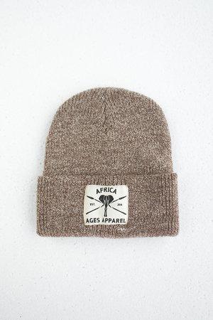 d9c148dfe73 Spear Beanie Hat (Oatmeal)