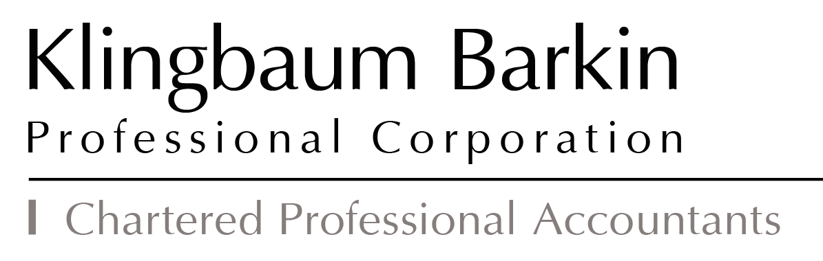 Klingbaum Barkin Chartered Professional Accountants