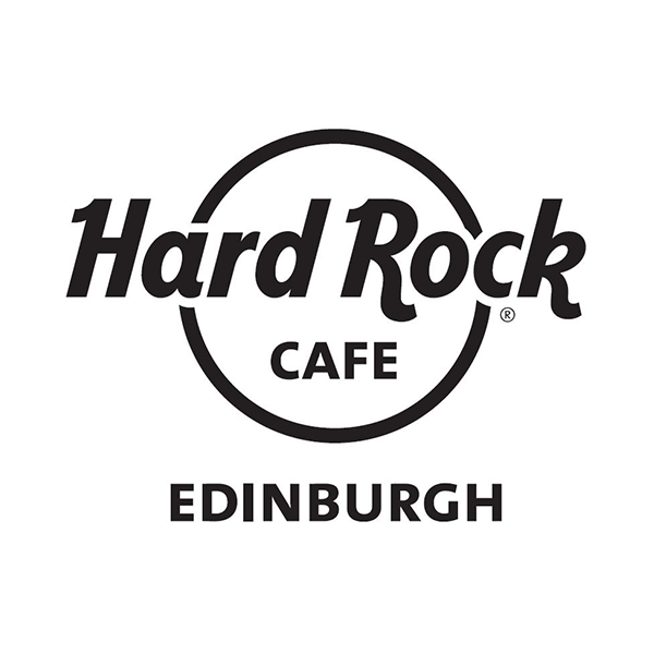 diamond Menu for £24.15 - Menu options only available at Hard Rock Café Edinburgh. Subject to availability. Due to our high demand, tables will only be held for 15 minutes after the booked time. Groups of more than six people will be seated at adjacent tables. Failure to arrive on time may result in losing your booked time and being placed on the waiting list.