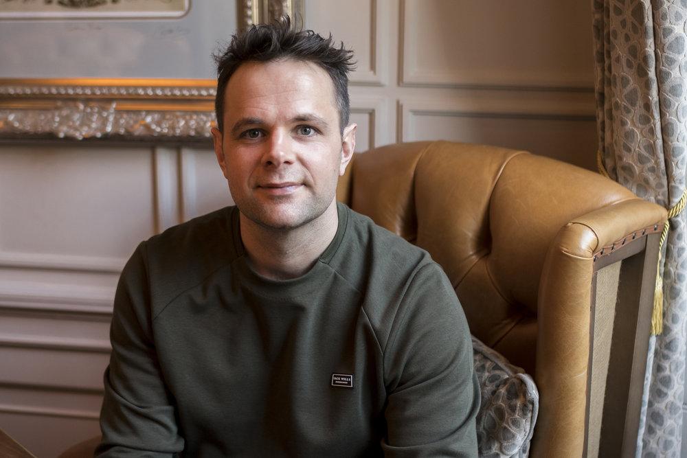 edinburgh restaurant festival david ross badger & co