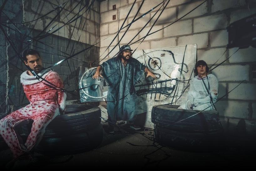 """Gabriel O Pensador, Chemical Surf e DJ Meme juntos em nova versão de """"Matei o Presidente 2"""""""
