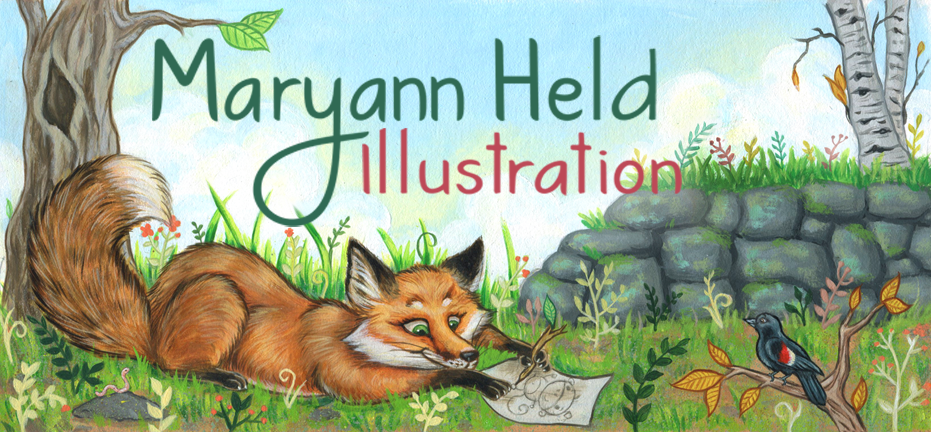 Maryann Held Illustration