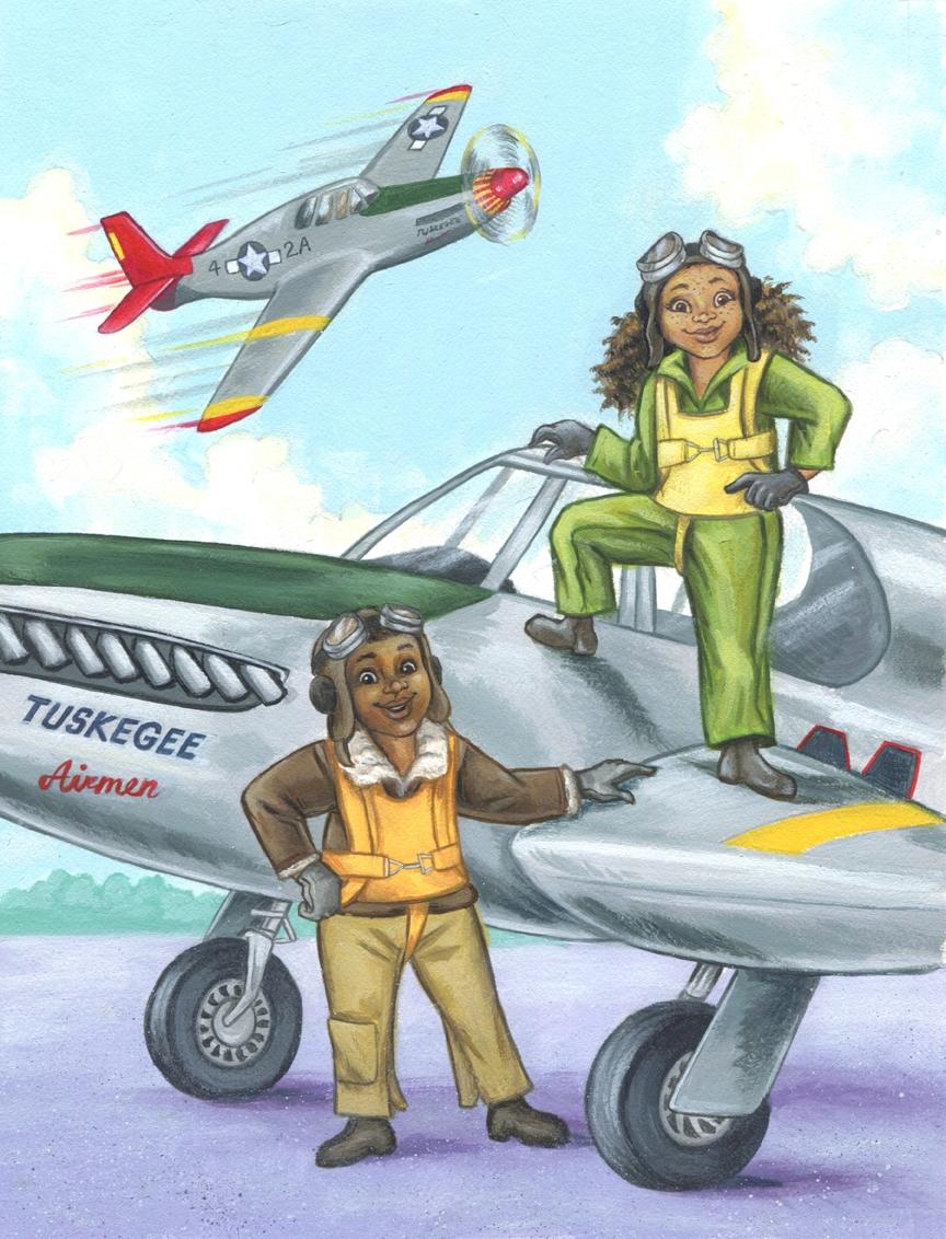 Tuskegee Kids!