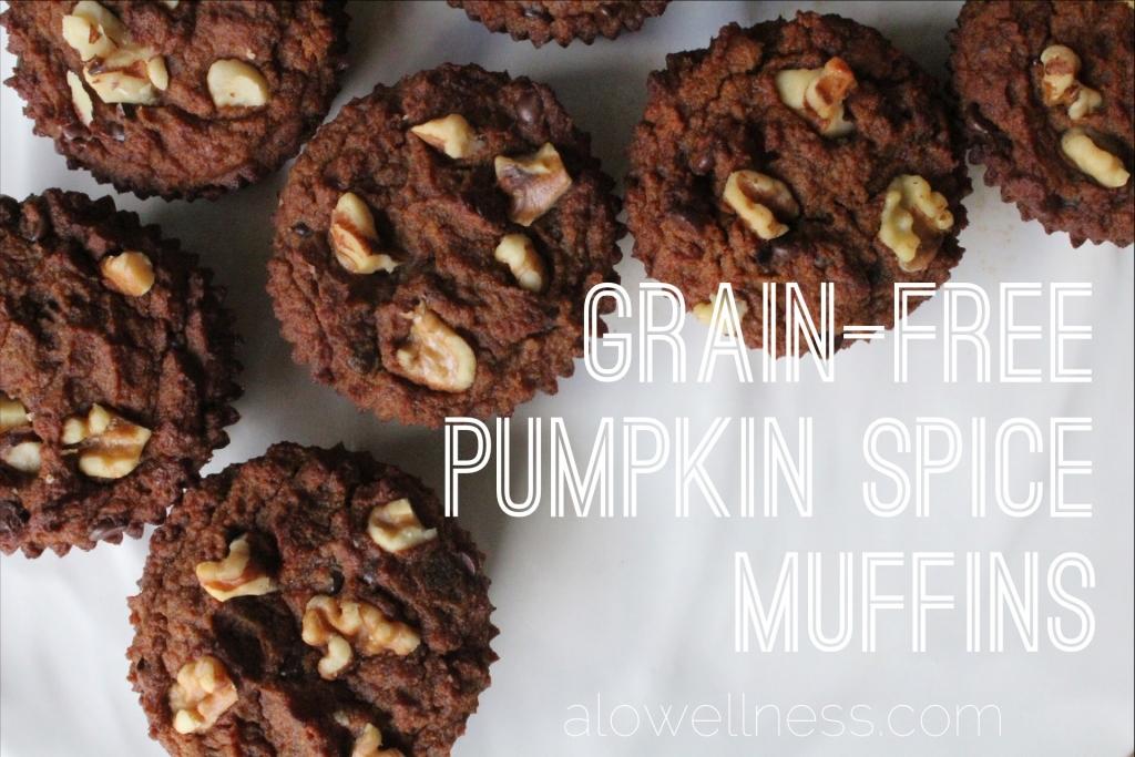 pumpkin muffins alo wellness