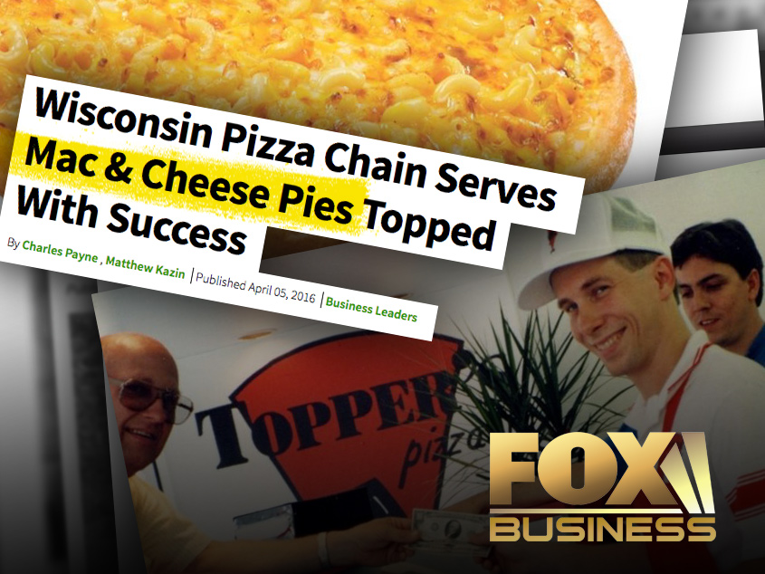 Toppers on Fox Business