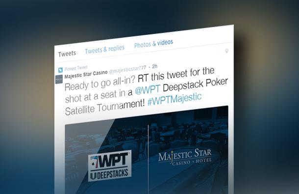 Majestic Star Casino Tweet To Win
