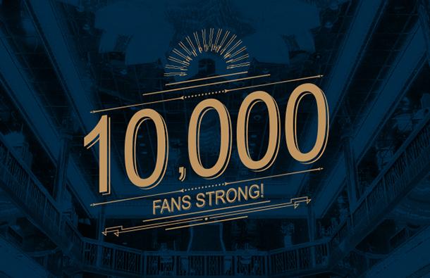 Majestic Star Casino 10,000 Fans