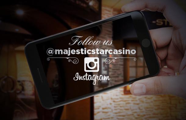 Majestic Star Casino Instagram Ad