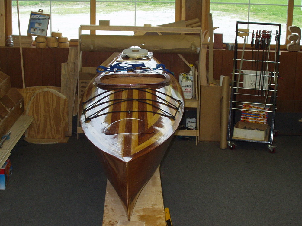 Anna's Kayak
