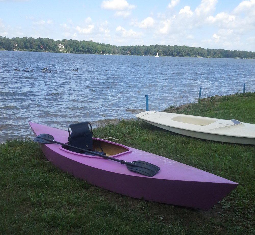 Mikey's Kayak