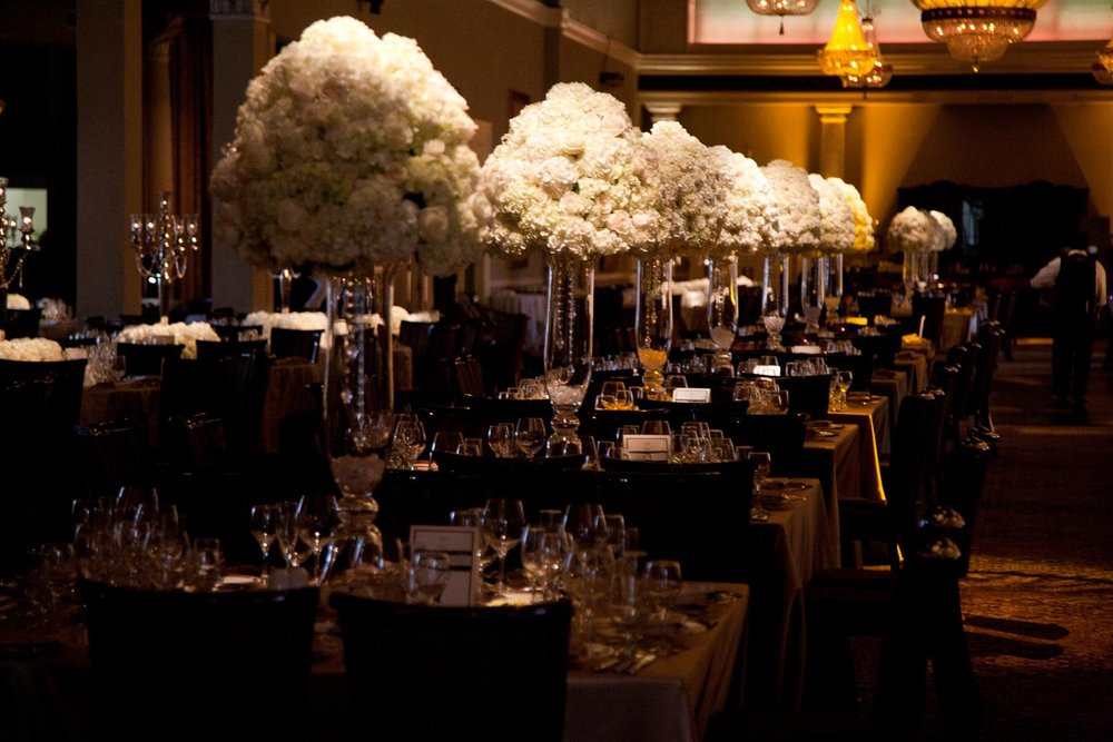 angela and anthony large centerpieces lined up.jpg