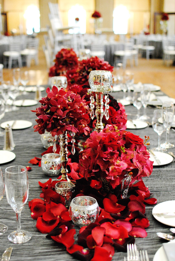 Roll out the Red Carpet for this Glamorous Wedding.... — Fuscia ...