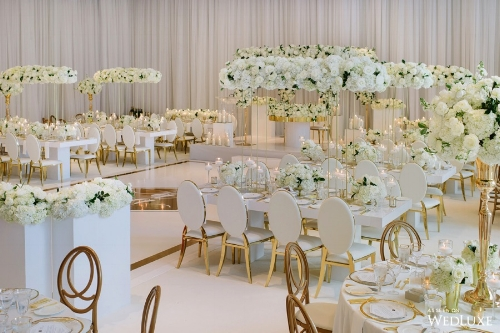 Four Seasons Toronto  Vinci Room  Laura & Co. Events  Wedding Planner