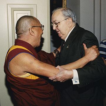 The Dalai Lama -