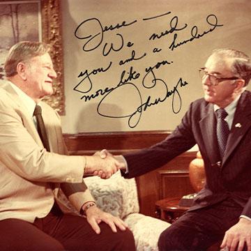 John Wayne -
