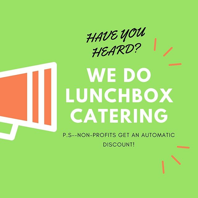 Friendly reminder of our catering services! Catering helps us offset the cost of our community work, and helps bridge the gap between funding. Email Val, our catering guru today! (Click the link in our bio 😉) . . . . . #detroitcatering #detroitcaterer #detroitfood #buildinghealthycommunities #cateringwithaconscience #businesscatering #businesscaterer #healthycatering #healthydetroit #payitforward