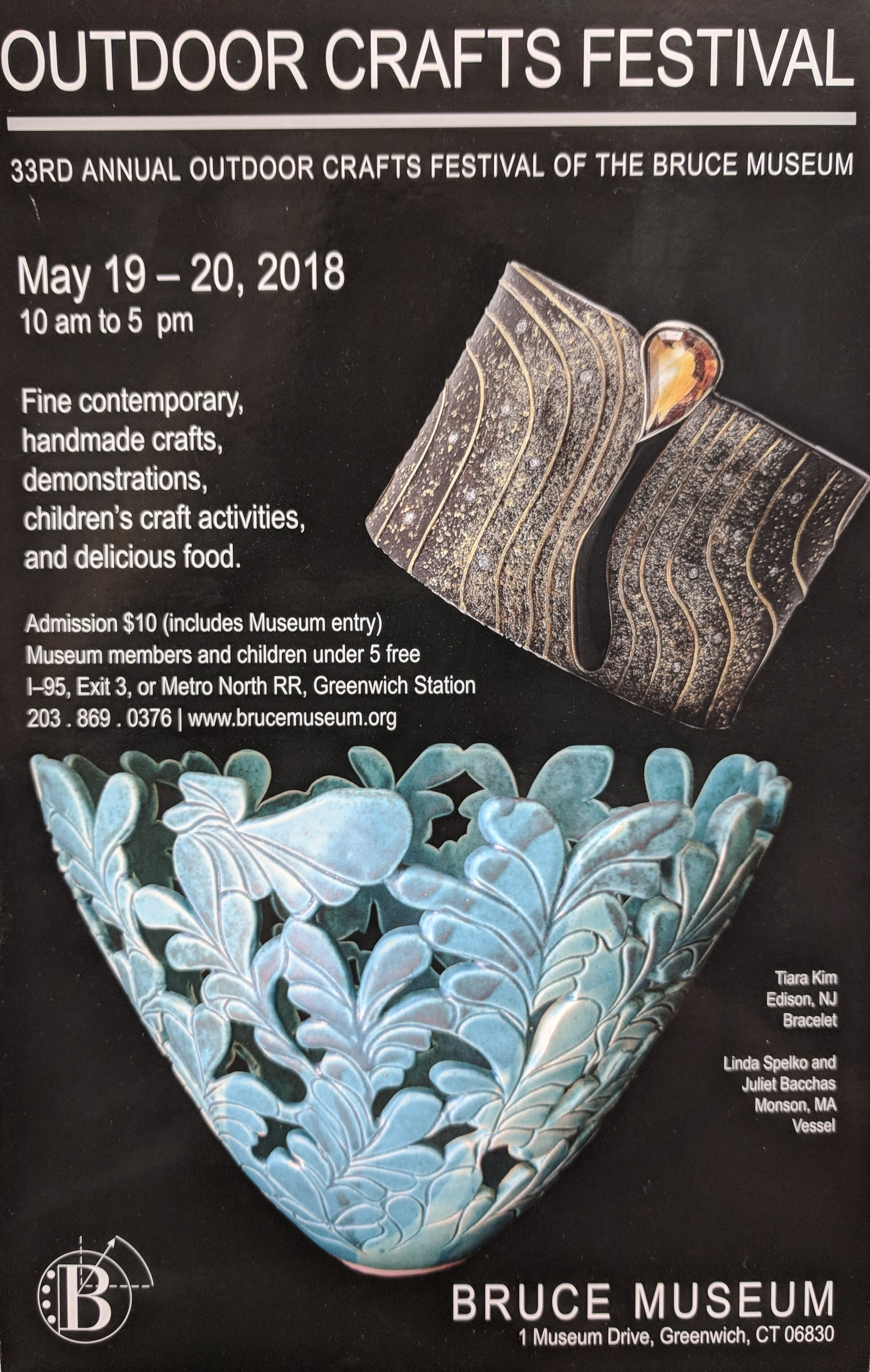 Shows & Events — Round Trip Clayworks