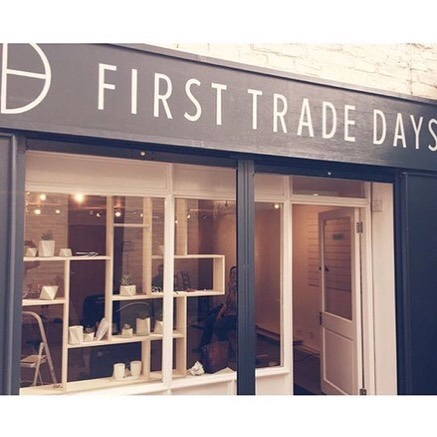 We're now selling our products in @firsttradedays in  G L A S G O W ....😁