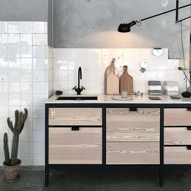 Kitchen inspiration from @framacph