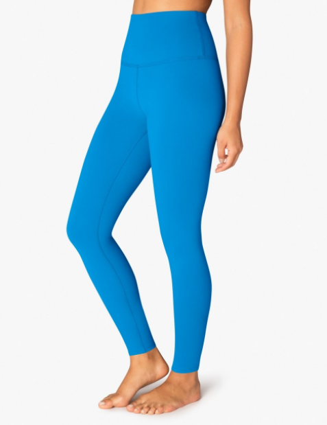 Take Me Higher Long Legging - This is not the spacedye material (meaning not marled) but it is the same fit and style as the leggings I have and they're amazing.