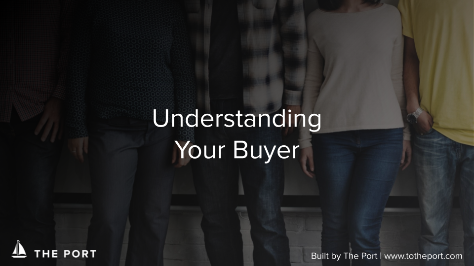 Buyer Personas Worksheet - Identify your target personas and map out the journey of each buyer to engage them at every step of the way.