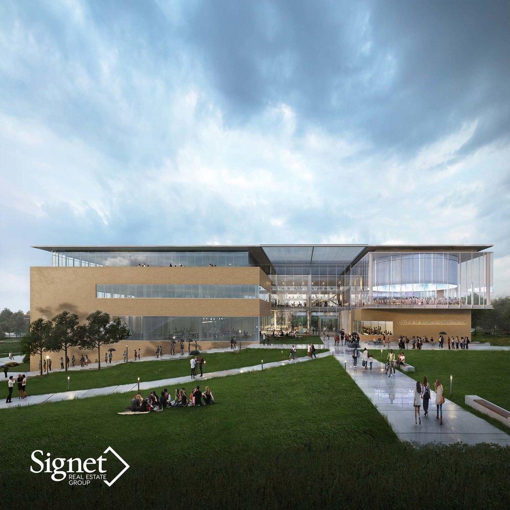 Campus Entry
