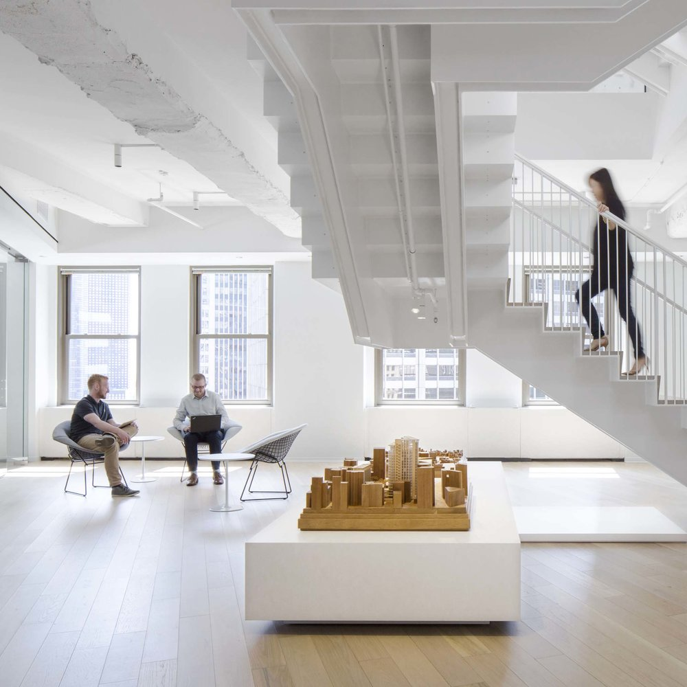 PERKINS+WILL CHICAGO OFFICE