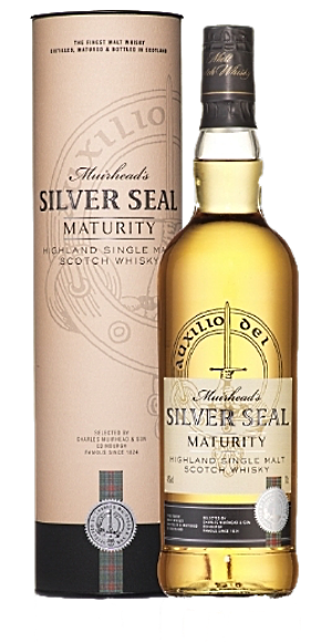 Muirhead's Whisky Silver Seal Maturity