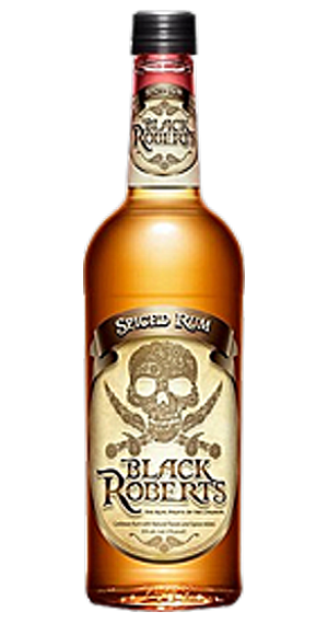 Black Roberts Spiced Rum
