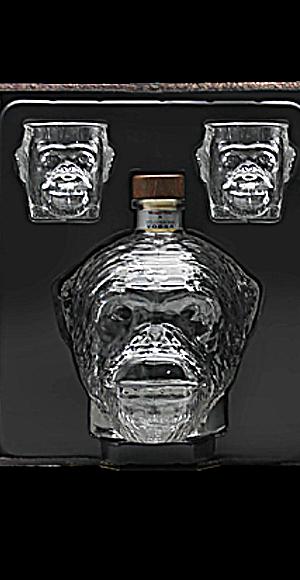 Monkey Head Vodka, France