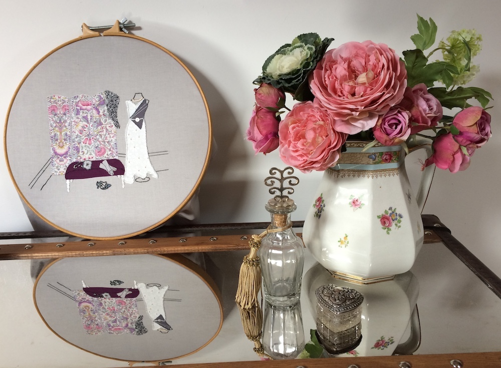 EMBROIDERY PATTERNS & KITS -