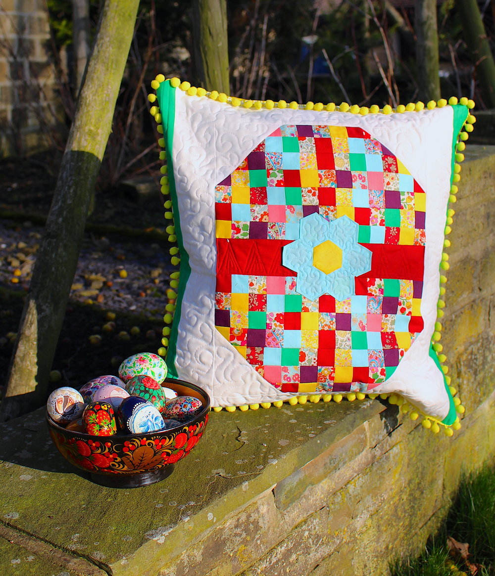Easter Egg Cushion 1.JPG