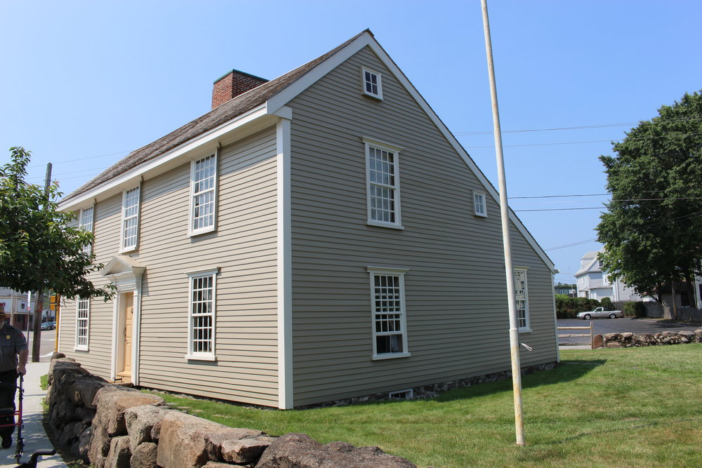 Abigails Saltbox house.JPG