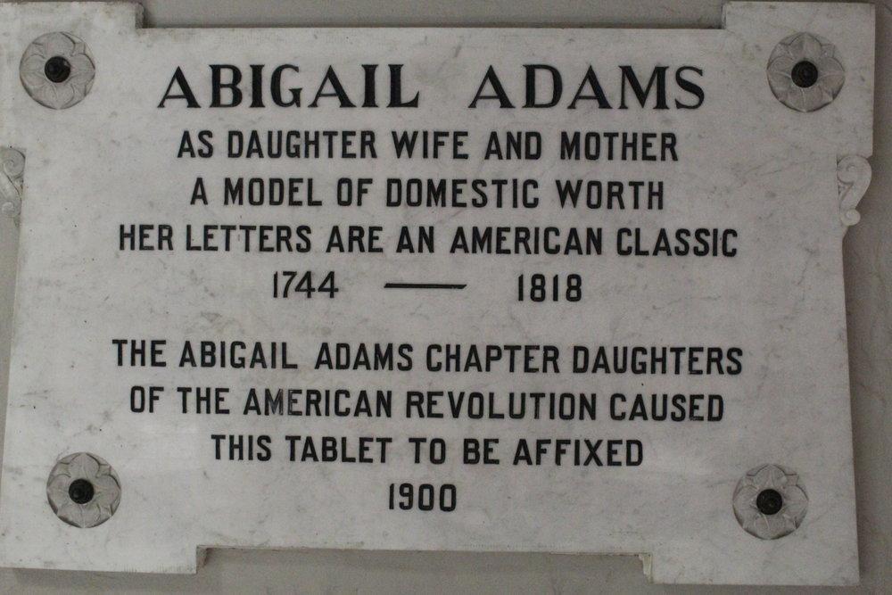 Abigails epitaph