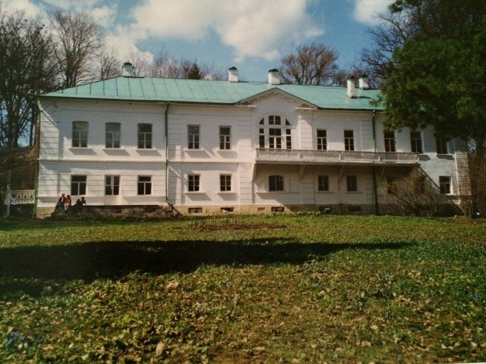 YasNaya Polyana, TolStoy's COuntry Home