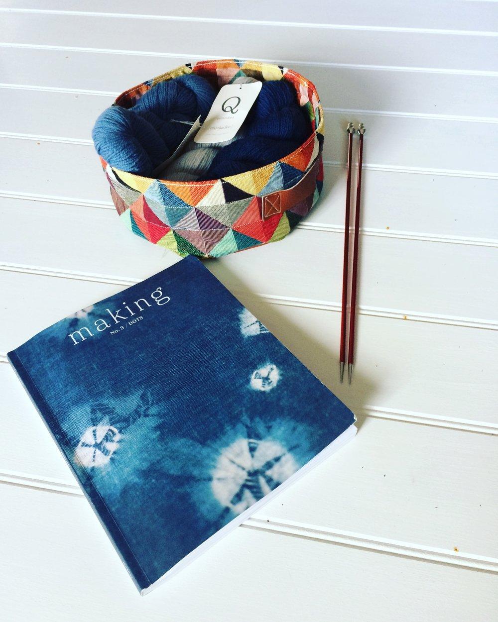 Seascape shawl 8.JPG