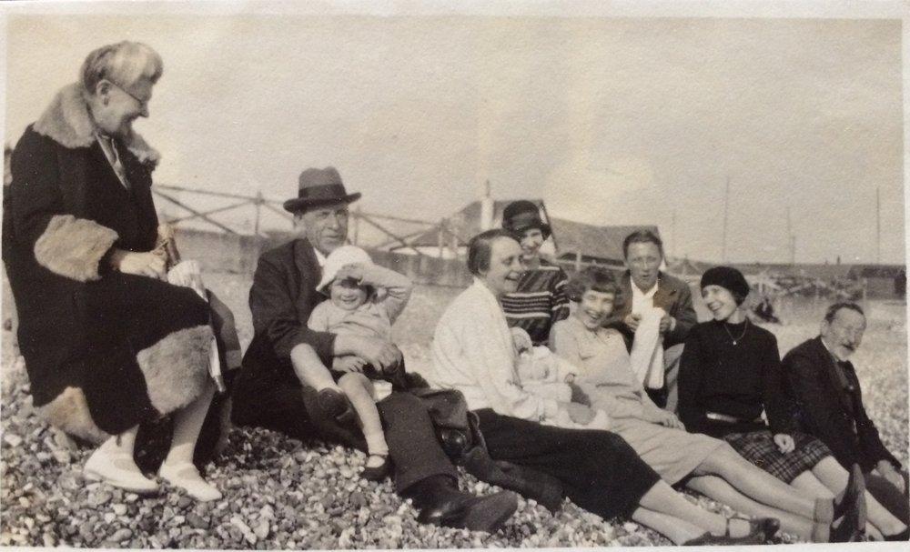 Shoreham beach 1928.JPG