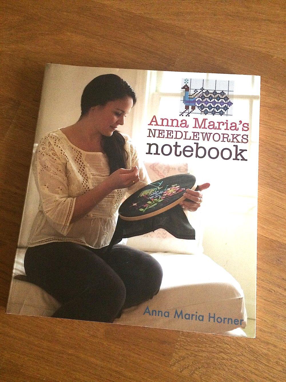 Anna Maria Horner book.JPG