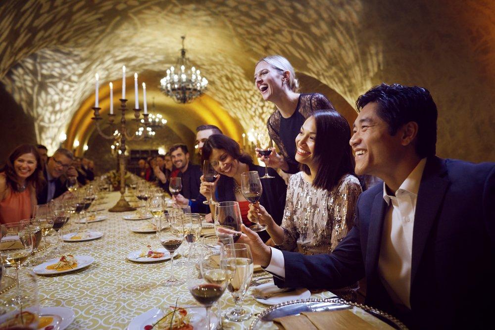 The Meritage Resort - Estate Cave Dinner 1.jpg