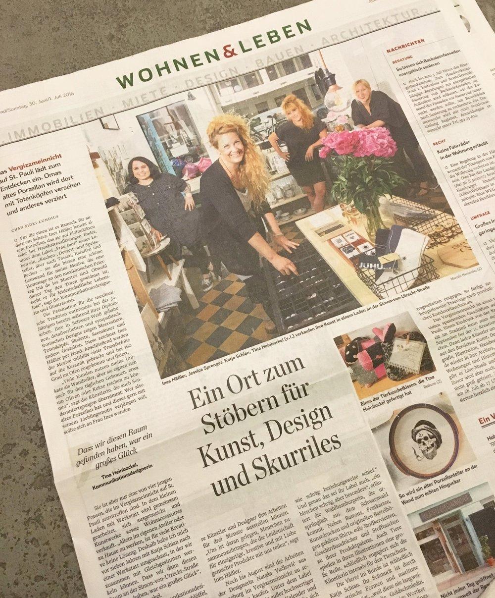 Abendblatt | Juli 2018