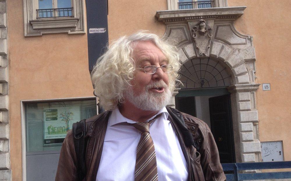 Med Edvard Hoem til Roma 14. - 19. mars 2019
