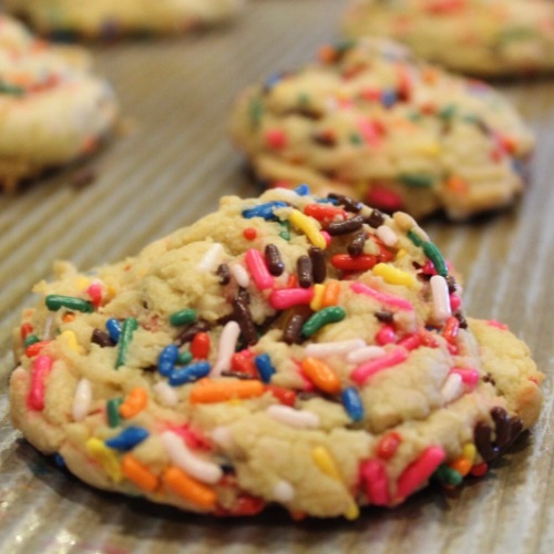 Birthday Cookie...