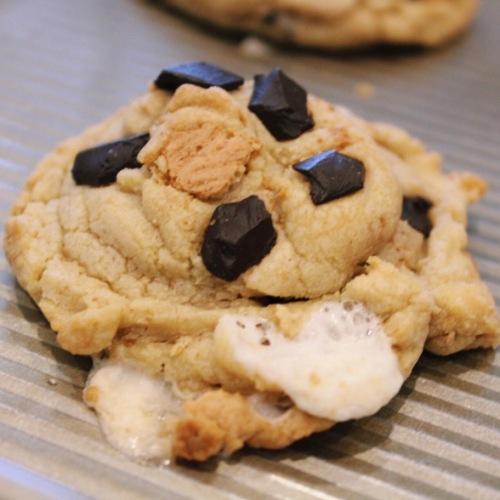 Campfire Cookie...