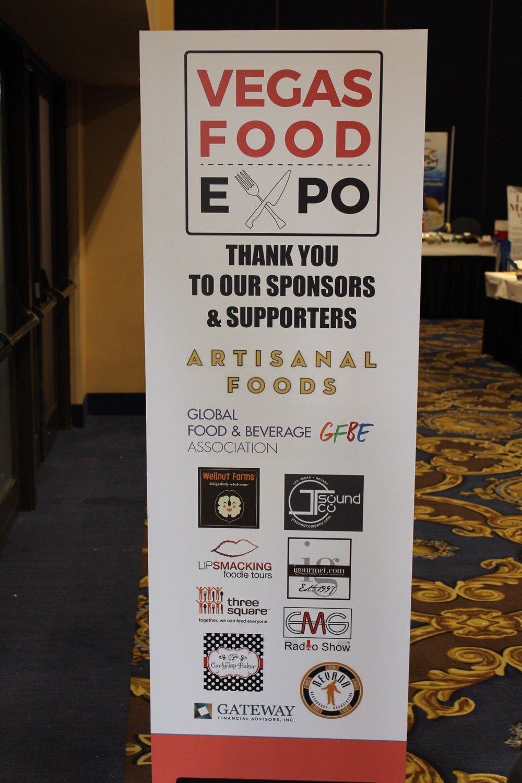 CurlyTop Baker Sponsors   Vegas Food Expo