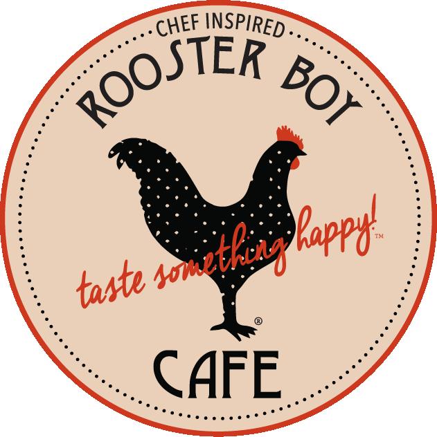 press rooster boy café