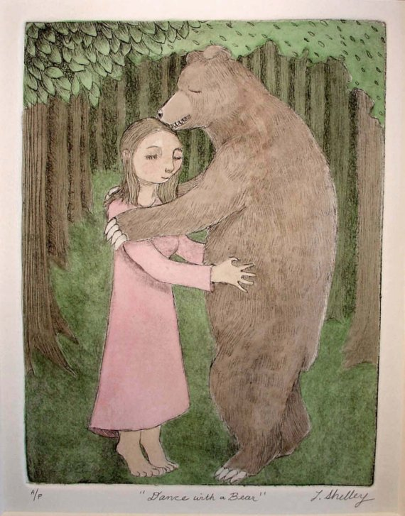 Dance with a Bear