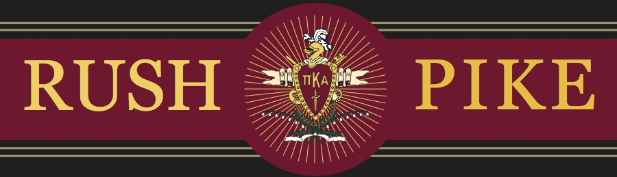 Rush PIKE banner